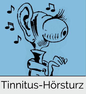 Tinnitus-Hörsturz